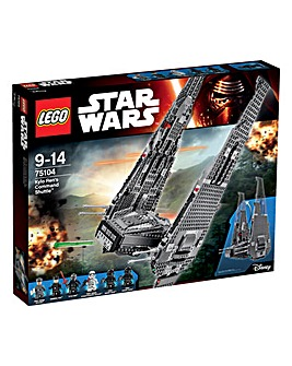 LEGO Star Wars Kylo Ren‰s Command Shuttl