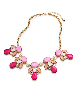 Jewelled Statement Necklace