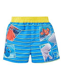 Finding Nemo Boys Swim Trunks