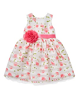 KD Baby Floral Party Dress