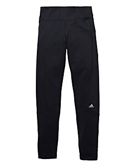 adidas Girls Black Sports Leggings