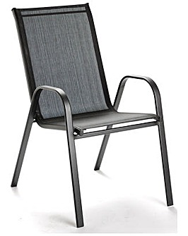HOME Pack of 2 Sicily Chairs