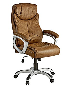 Executive Office Chair with Sound