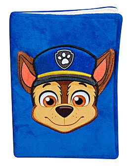 Paw Patrol Chase Notebook & Gel Pens