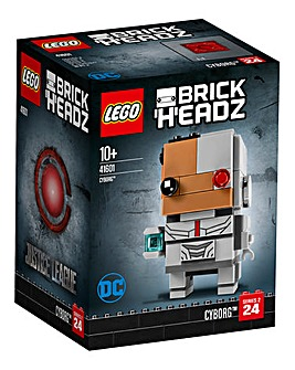 LEGO Brickheadz DC Universe Cyborg