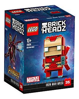 LEGO BrickHeadz Marvel Iron Man MK50