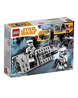 LEGO SW Han Solo Imperial Patrol Battle