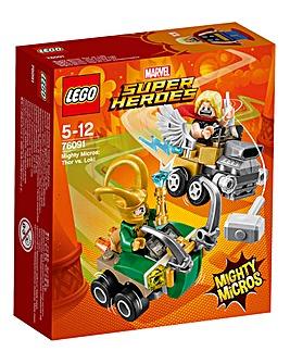 LEGO Micros Thor vs. Loki
