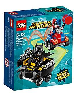 LEGO Micros Batman vs. Harley Quinn