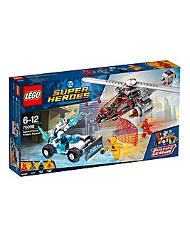 LEGO DC JL Speed Force Freeze Pursuit