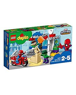 LEGO Duplo Spider-Man & Hulk Adventures