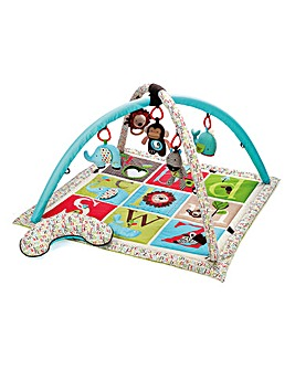 Skip Hop ABC Zoo Activity Gym