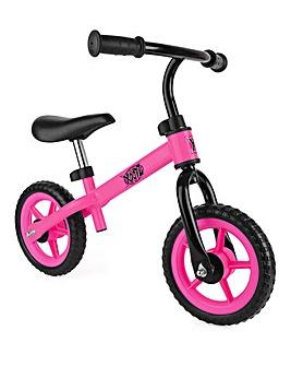 XOO Balance Bike Pink