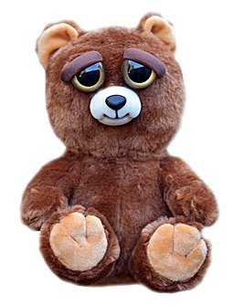 Feisty Pets - Sir Growls-A-Lot Bear
