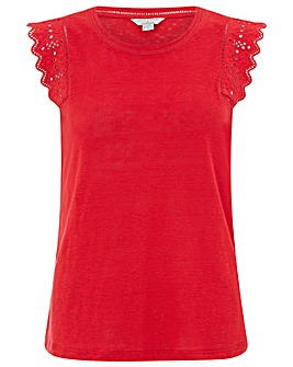 Monsoon Xena Sleeveless Top