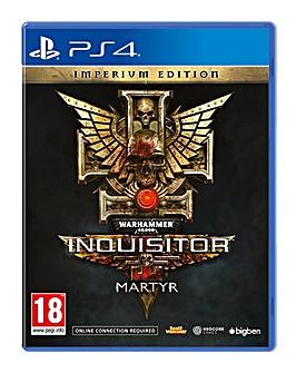 Warhammer 40K Inquisitor ImperiumEdition