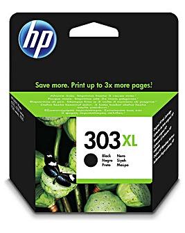 HP 303XL Black XL Ink Cartridge