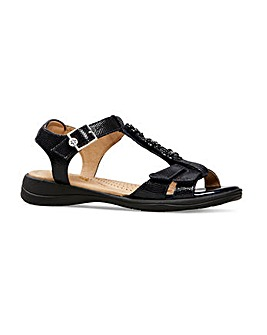 Van Dal Soft Sandals Wide E Fit