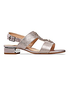 Van Dal Ione Sandals Wide E Fit