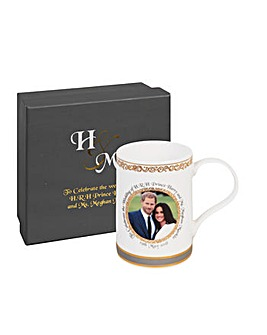 Royal Wedding Bone China Mug