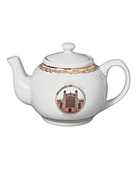 Royal Wedding Bone China Teapot 1.1ml