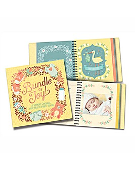 Bundle Of Joy Baby Journal