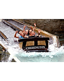 Family Visit to Chessington World of Adv