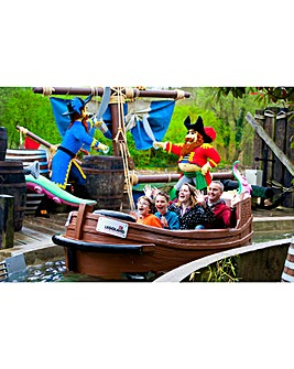 Family Visit to LEGOLAND� Windsor Resort