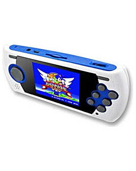 Sega Portable Console with 85 Games