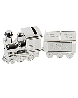 Train Money Box & First Tooth Carriage
