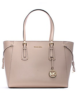 Michael Kors Saffiano Leather Tote Bag
