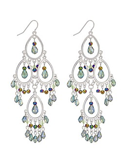 Mood Beaded Statement Earring