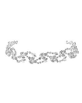 Jon Richard Ribbon Swirl Headband