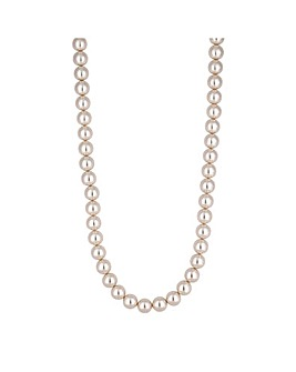 Jon Richard Cream Pearl Long Necklace