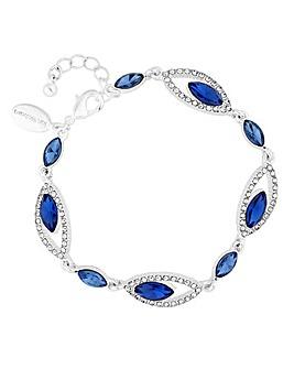 Jon Richard Open Navette Bracelet