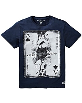 Firetrap Player T-Shirt Regular