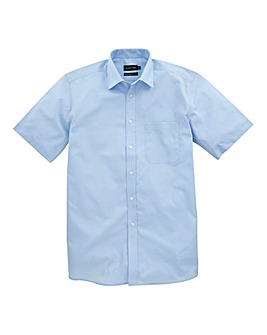 Double Two Fresh Blue S/S Shirt R