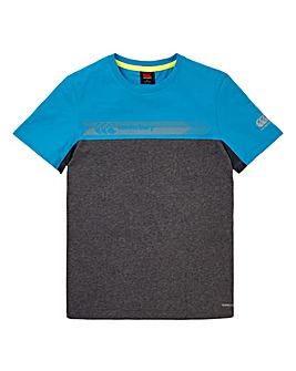 Canterbury Vapodri Mesh Panel T-Shirt