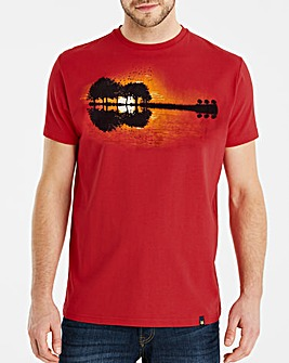 Joe Browns Reflect Sunset T-Shirt Long