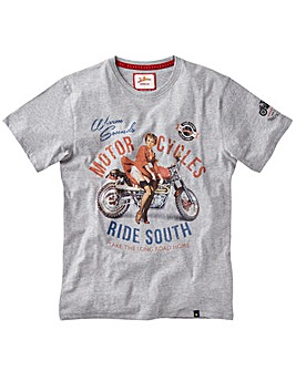 Joe Browns Ride South T-Shirt Long