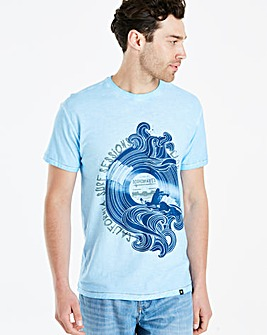 Joe Browns California Surf T-Shirt Reg