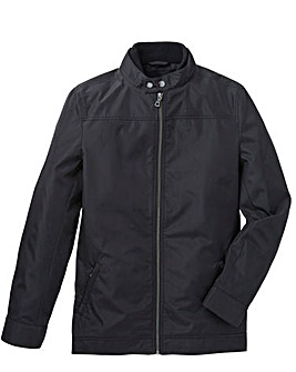 Black Label Smart Harrington Jacket Long