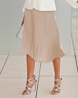 Together Pleated Skirt