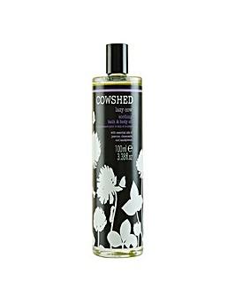 Lazy Cow Soothing Bath  Body Oil