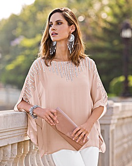 Together Sequin Detail Blouse