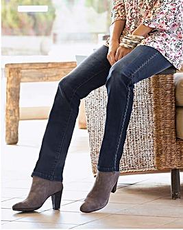 Together Plait Detail Jeans