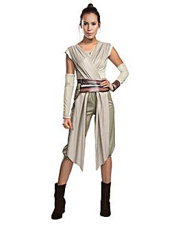 Adult Ladies Star Wars Rey Costume