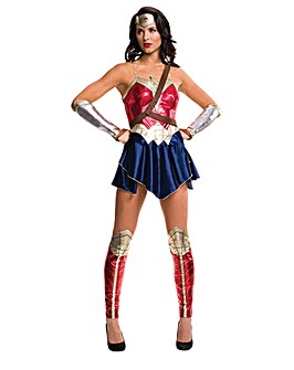 Adult Ladies Wonderwoman Costume
