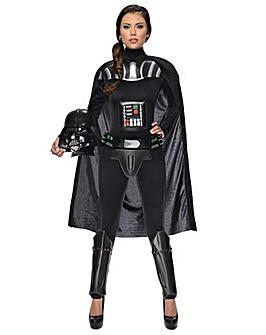 Adult Female Darth Vader Costume