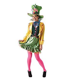Adult Ladies Mad Hatter Costume